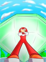 One Hour Knuckles - 4 by Zadimortis