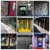 Doors of Camden by davespertine