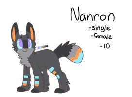 Nannon Reference by Ghosts-N-Stuffs
