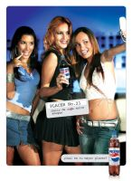 PEPSI LIGHT - pleasure 21 by rodrigozenteno