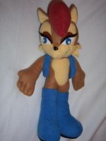PRINCESS SALLY  ACORN PLUSH by Victim-RED