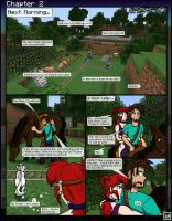 Minecraft: The Awakening Ch2.19 by TomBoy-Comics