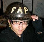 FAP hat by KaiEden