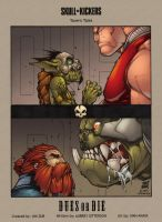 Skullkickers by AlonsoEspinoza