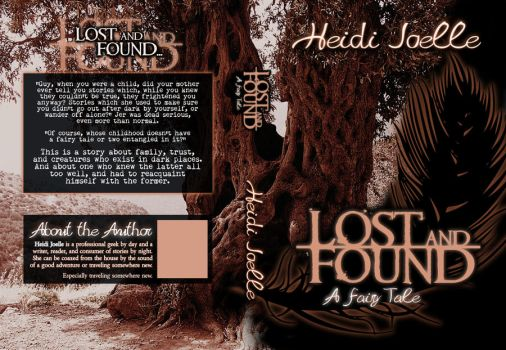 Lost and Found Book Cover by AnnieLH