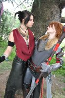 Cosplay DA - This is tango ...? by Emme-Gray