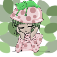 Toadstool by bunnyb133