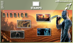 Stamps - 2004 - The Chronicles Of Riddick by od3f1