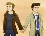 01 - Holding Hands by PuppiesLove