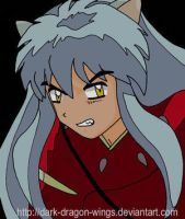Angry Inuyasha By: DDW by YoukiClub