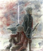 Sons of Sparda by aussie-dragon