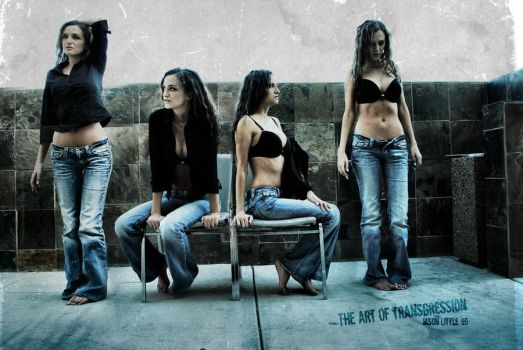 The Art Of Transgression 2 by Jason-Little