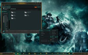 League of Legends Windows - Game version - preview by yorgash