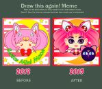 Draw This Again Meme by MidniteHearts