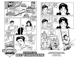 KA2009 Best Scene UNSTOPPABLE by komikon