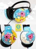 zZ Super Headphones by Bobsmade