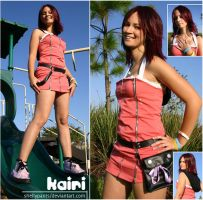 Kairi - KH2 Cosplay by inki-drop