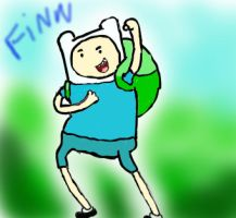 Picture Of Finni Drew When I Was Bored by pokemonlover112