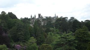 Castle In The Trees by LeHob