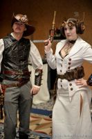 Our Star Wars steampunk by charkboy