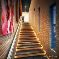 STAIRCASE by Zorrodesign