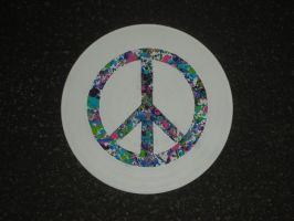 Peace by urbandistress