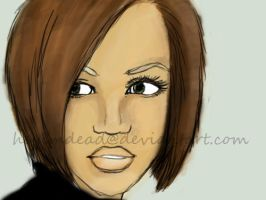 Tyra Banks by heyimdead