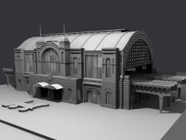 Railway Station Monopoly Style by DeathFromAbove86