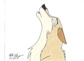Aleu - Canis Lupus: Revised by skipshark773