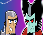 Vlad's Two Sides by StarLightMaker17