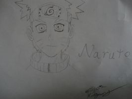 Naruto by Ember-Flame007