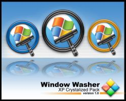 Windows Washer Crystal by weboso