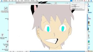 Manga Dumands colour WIP by oozsinfered