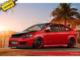 Ford Focus S by Szaba18