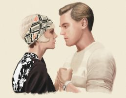 Gatsby by JuliaIcy