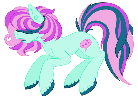 Pony Adopt [CLOSED] by VinceentPL