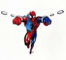 Ben Reilly Tribute by Aremke