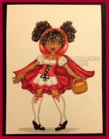 Little Red Riding Hood by Tanis711