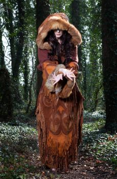 Forest Witch 3 by RobynGoodfellow