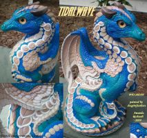 TidalWave PYO Keeper Dragon by drag0nfeathers