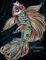 Butterfly koi... by paleWOLF