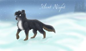 silent night by gravity1046