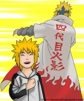 Minato - I Want To Be Hokage by danielcw21