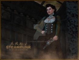 For The Love Of Steampunk by Laschae