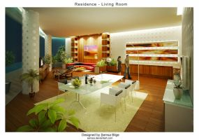 R2-Living Room 4 by Semsa