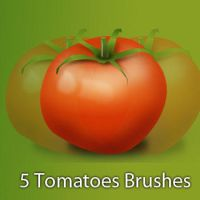 Tomatoes Brushes by remygraphics