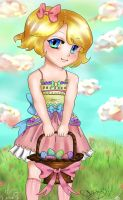 Happy Easter To You CX by Tiffy-The-Derp