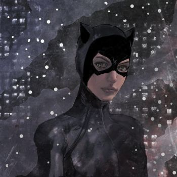 Catwoman by hellougly