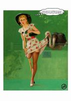 At the Zoo (Amputee fantasy with Art Frahm) by bordoler