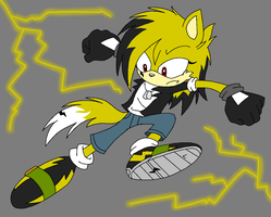 Faster than Lightning by Lycaon-the-Wolf
